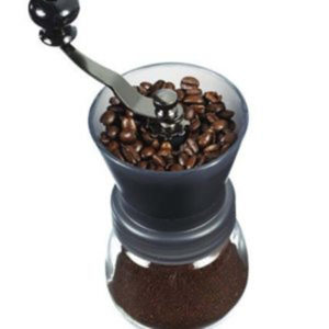 Bremen Manual Coffee Grinder. A budget-friendly manual ceramic conical burr grinder.