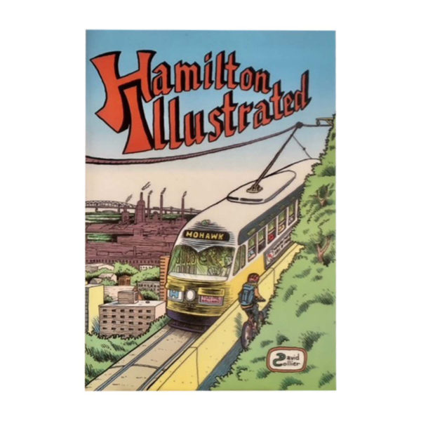 Hamilton Illustrated, David Collier. Fantatic illustrations fill this witty and engaging graphic novel.