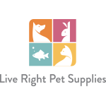 Live Right Pet Supplies Logo