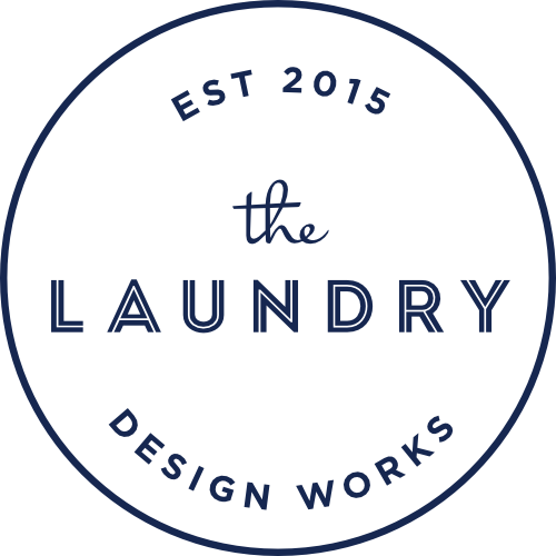 The Laundry Design Works Logo
