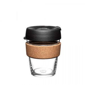 Keepcup Cork Edition. The ultimate reusable takeaway coffee cup.