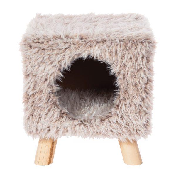 Cat bed/foot stool