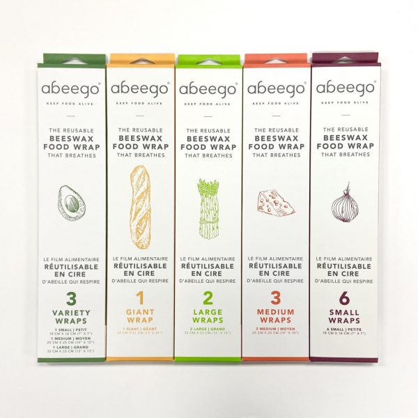 Image of Abeego Beeswax Wrap Products