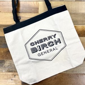 Cherry Birch General Tote Bag