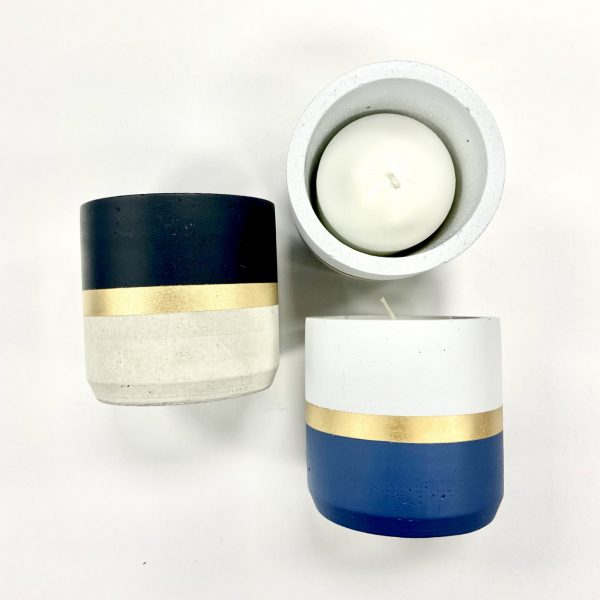 Image of multiple candle holder