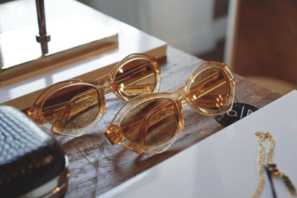 Image of sunglasses available at Luv La Vie