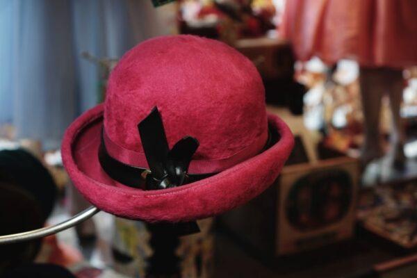 Chapeau at VintageSoulGeek