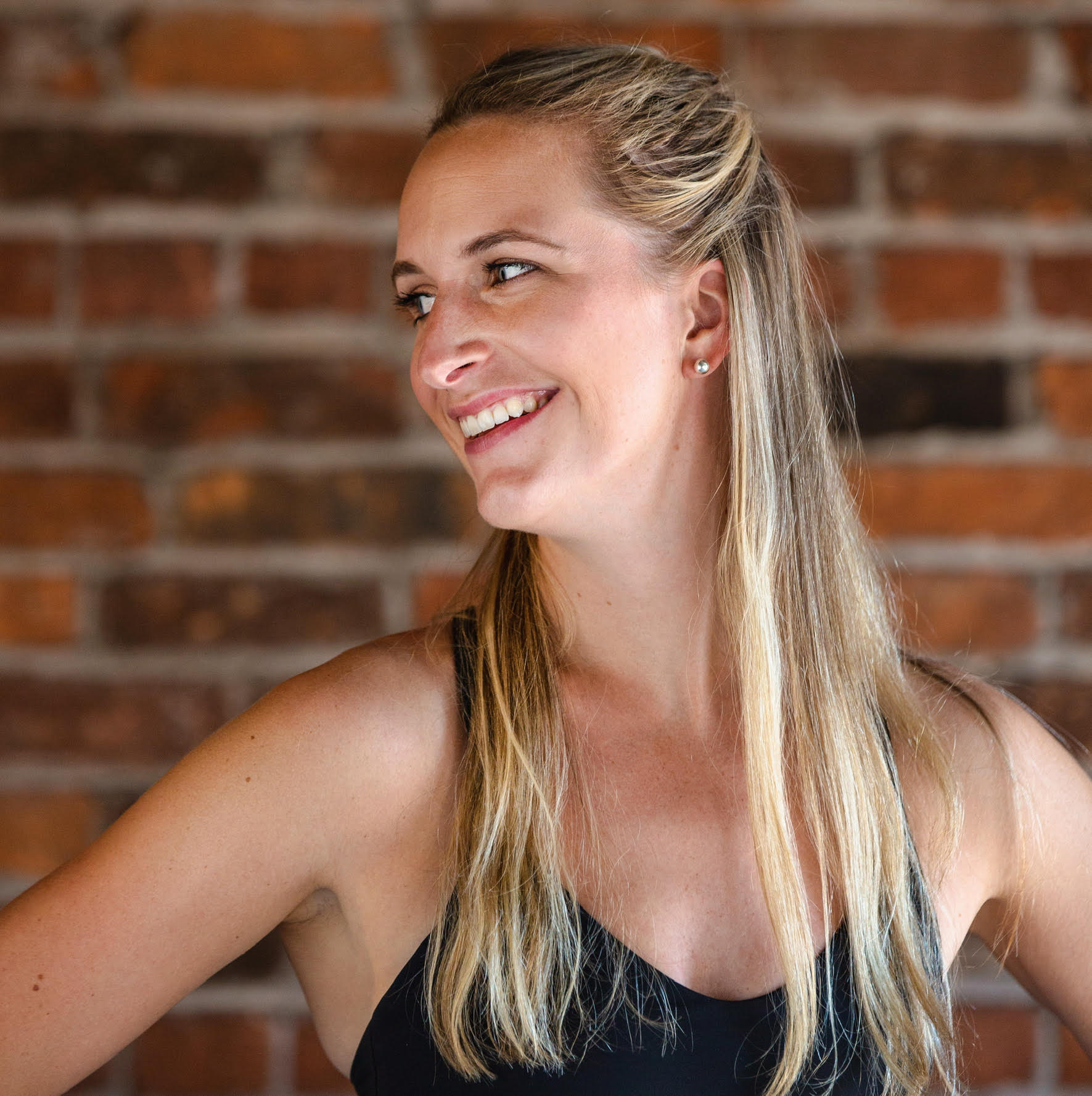 Image of Sarah owner of Fit Barre - International Women's Day