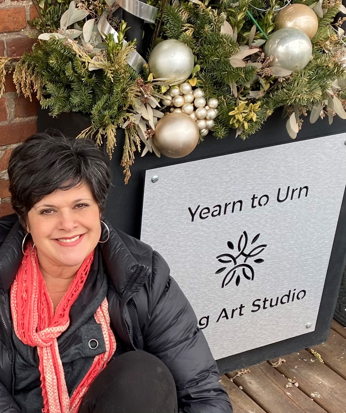 Image of Michelle owner of Yearn to Urn - International Women's Day