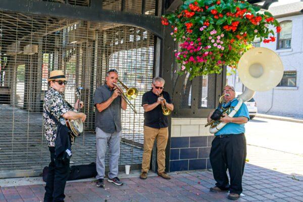 Shop The Village_Brass Band (3)