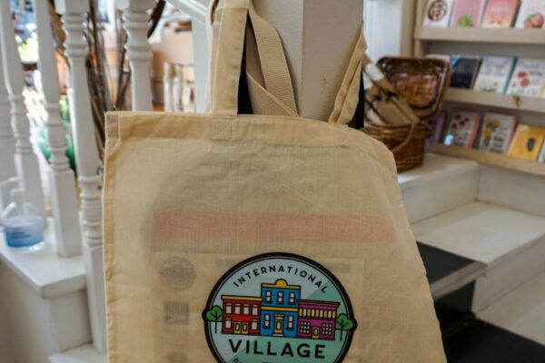 Shop The Village_Shopping Bag