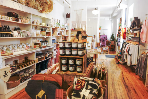 Image of products at Studio 205 on King St. East